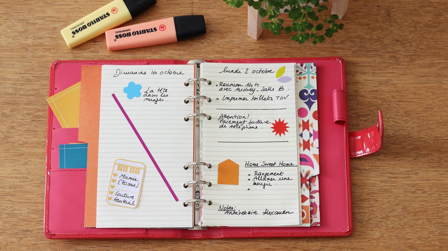 trucs-astuces-organisation-quotidien-printables-stickers-lifestyle-bullet-journal-organiseur