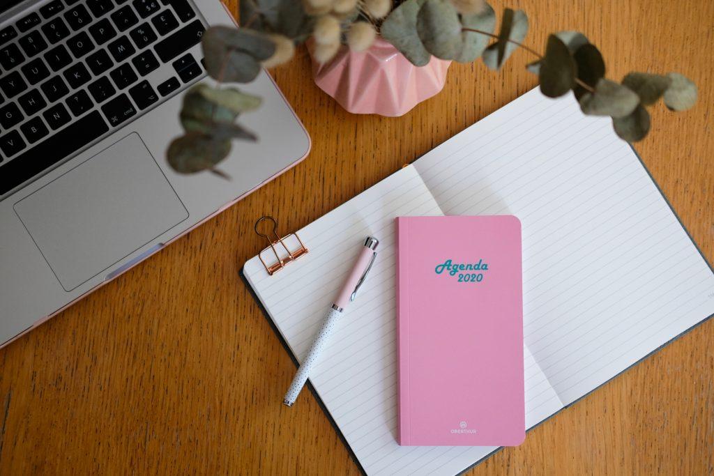 2-blog-oberthur-bonnes-resolutions-2020-agenda-carnet-organisation-planning