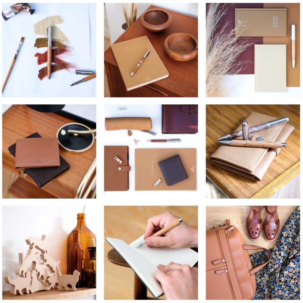 1-Oberthur-blog-maroquinerie-papeterie-ecriture-retrospective-couleurs-instagram-beige-camel-automne