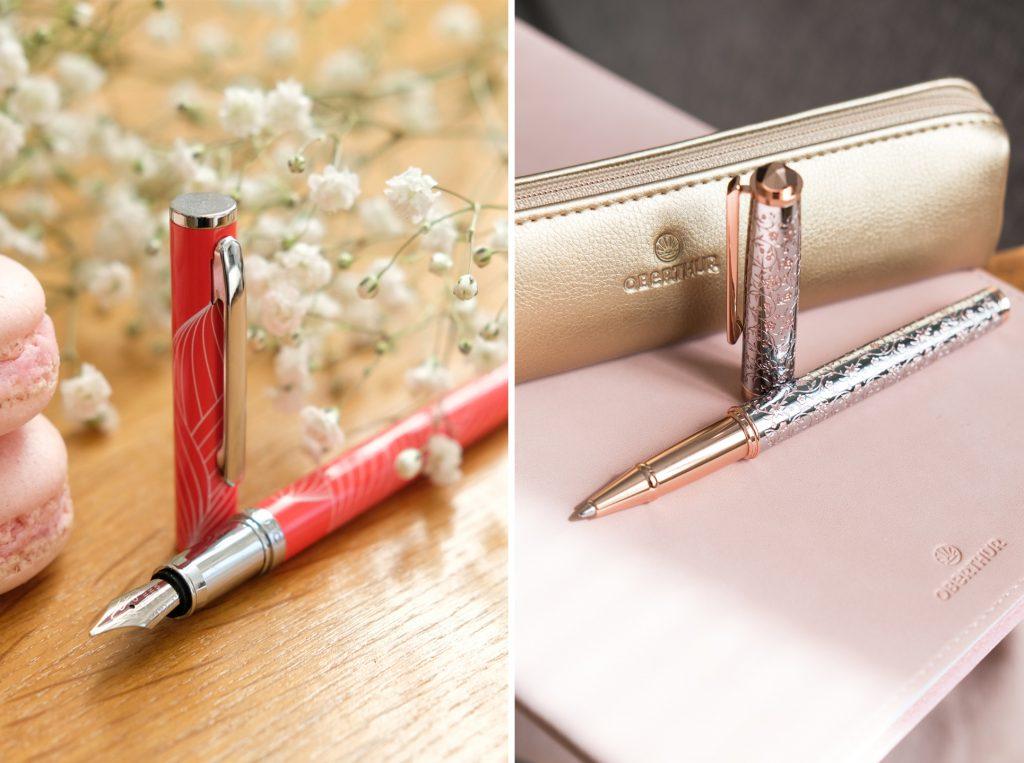 2-blog-oberthur-idees-cadeaux-saint-valentin-stylo-ecriture-rose-rouge-amour-plume-roller